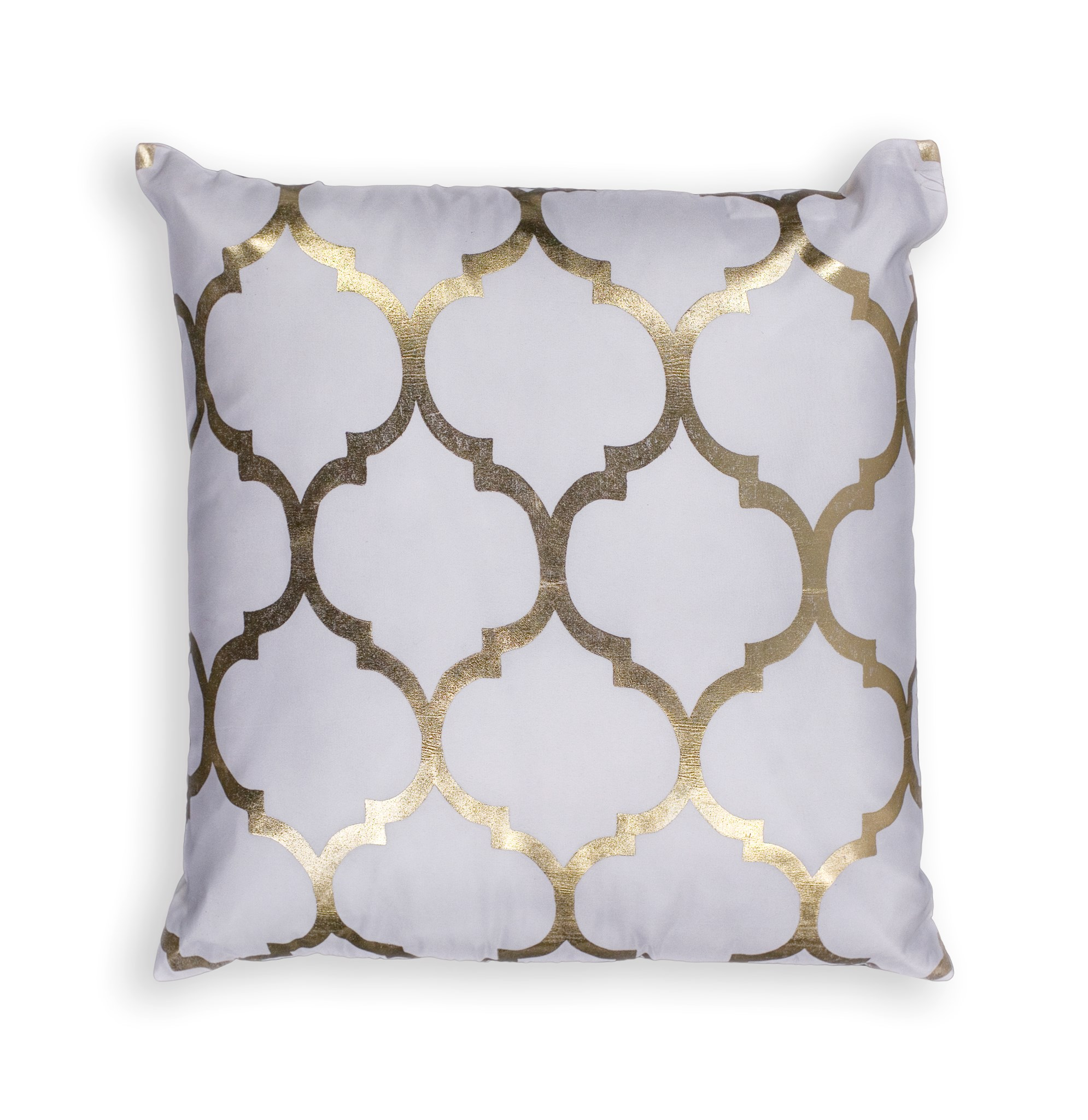 L298 Ivory Trellis Pillow