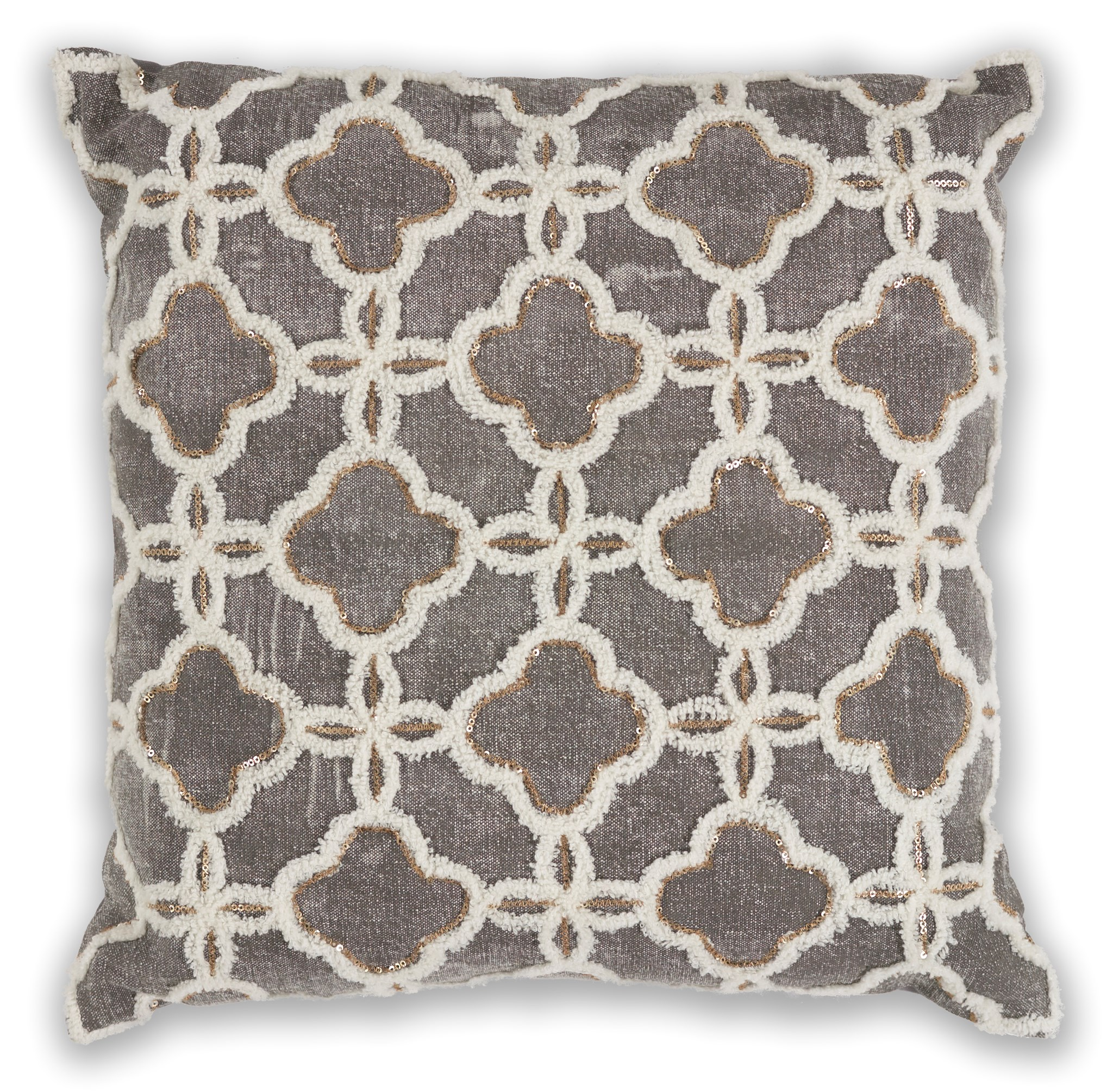 L322 Grey Arabesque