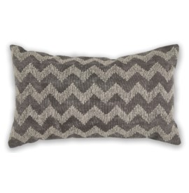 L325 Grey Chevron