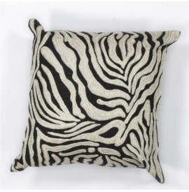 L119 Zebra Oasis Pillow