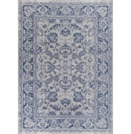 Retreat 107 Slate Blue Kashan