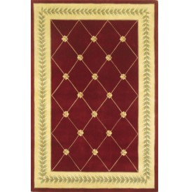 Ruby 8914 Ruby/Gold  Trellis