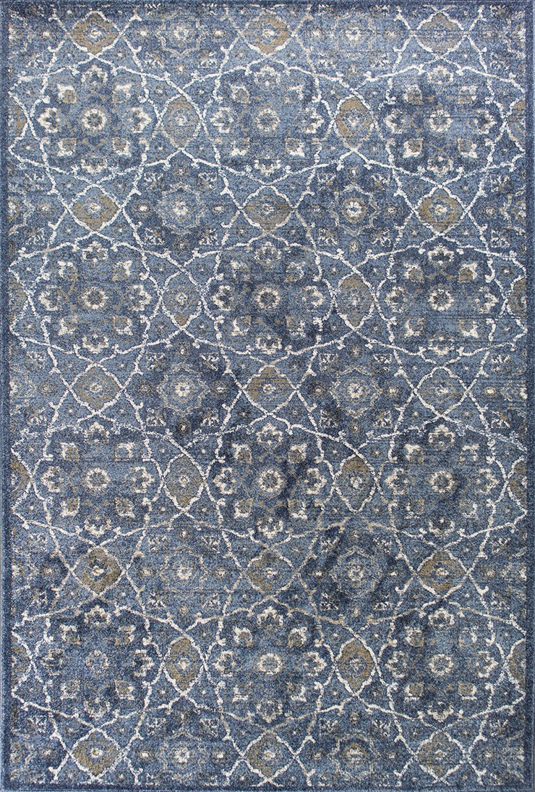 Seville 9456 Denim Marrakesh