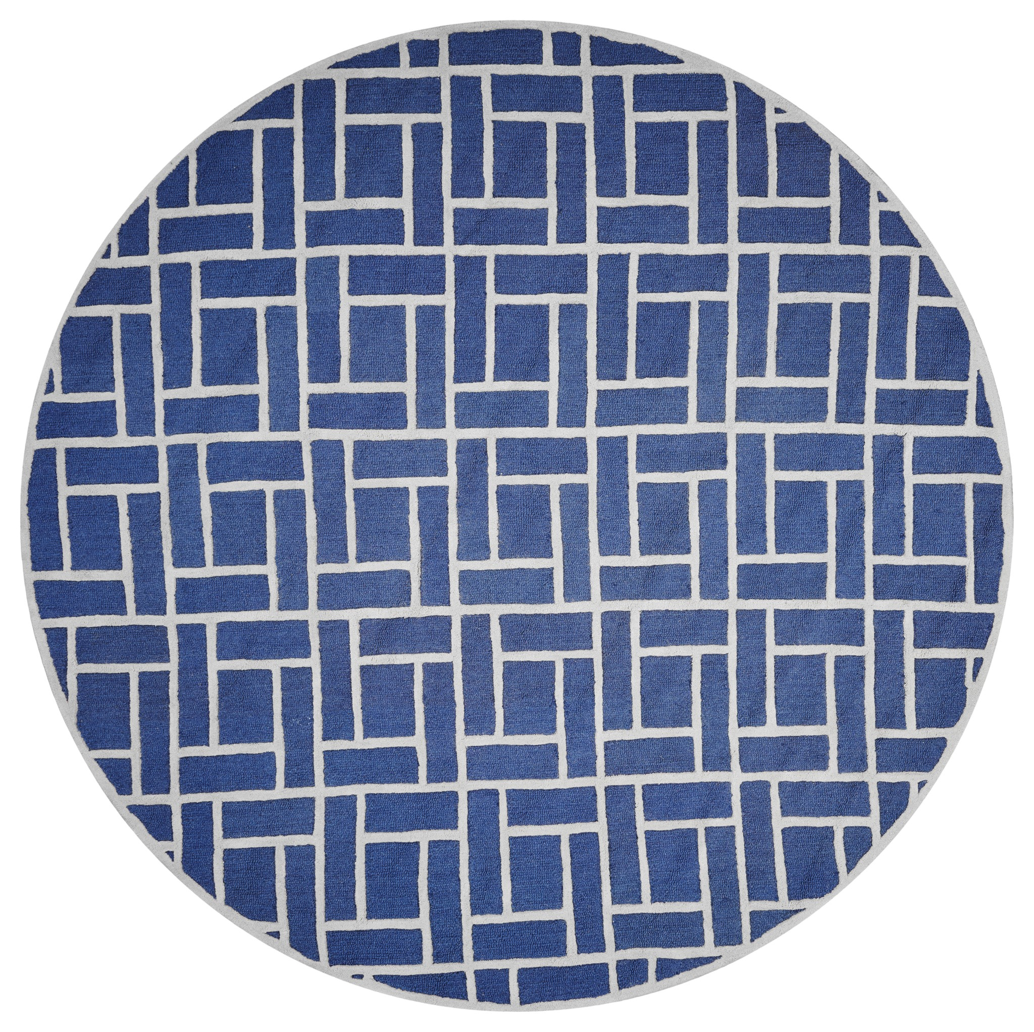 Soho 5022 Indigo Brick by Brick
