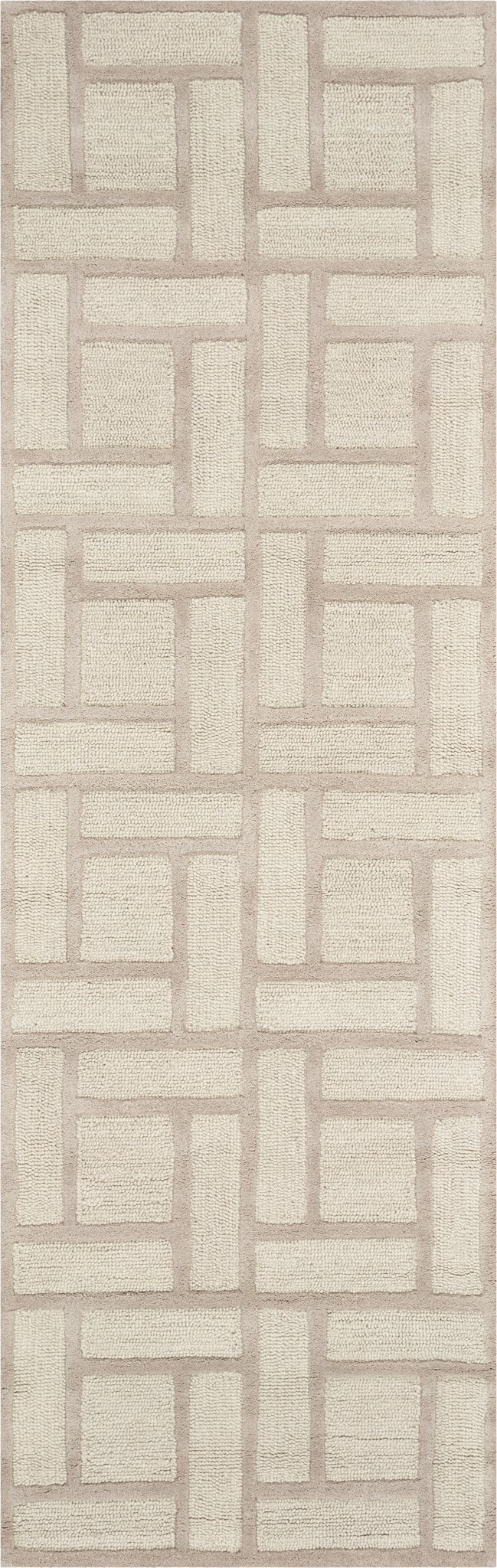 Soho 5023 Tan/Ivory Brick by Brick