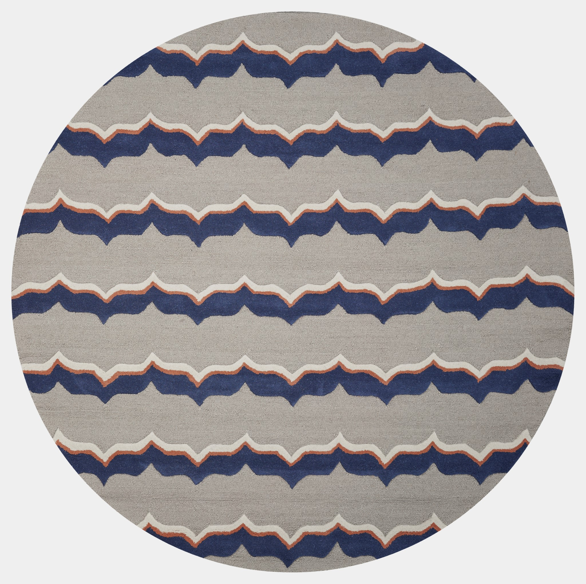 Soho 5030 Putty/Indigo Featherstone