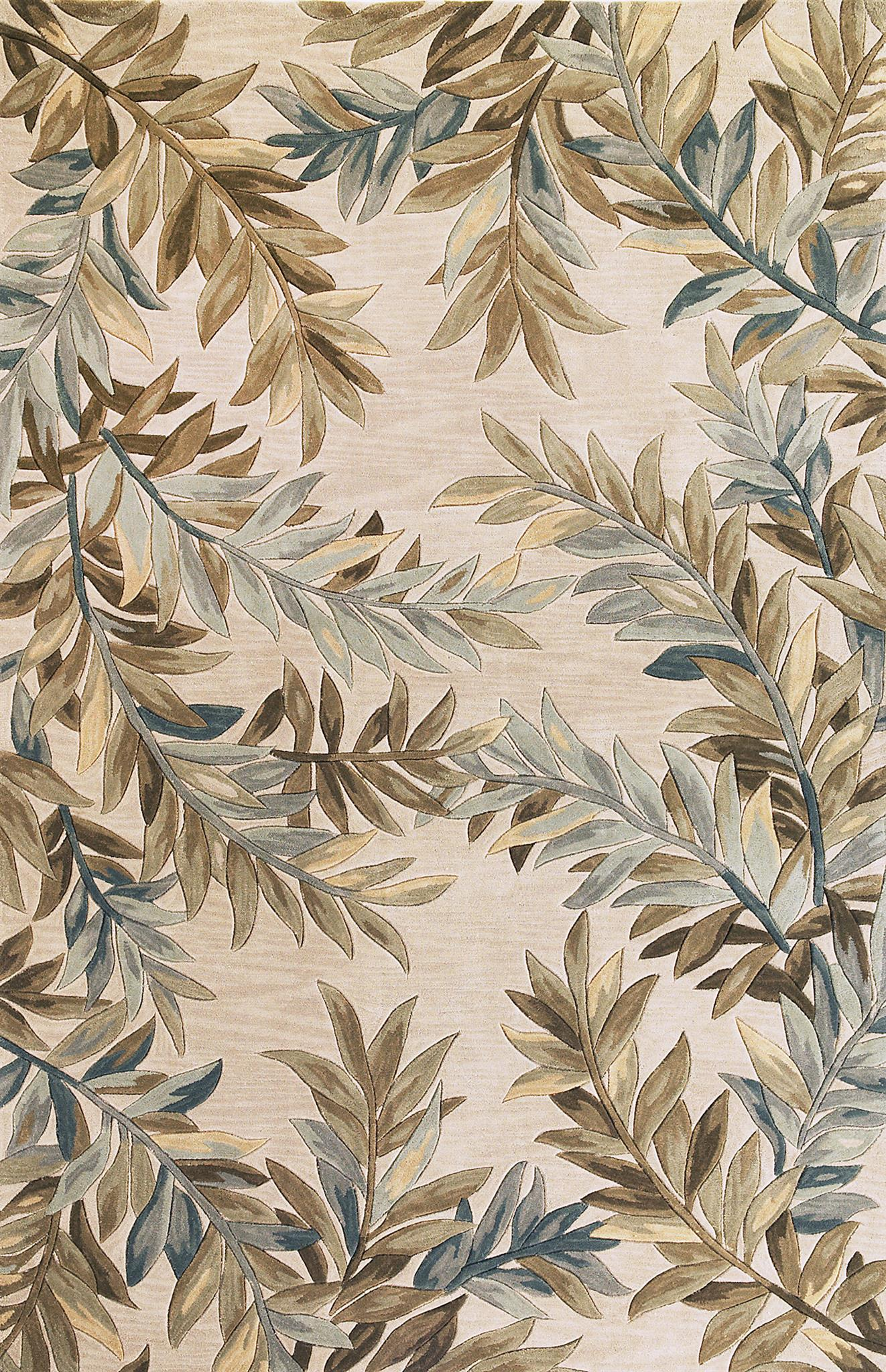 Sparta 3126 Ivory Tropical Branches