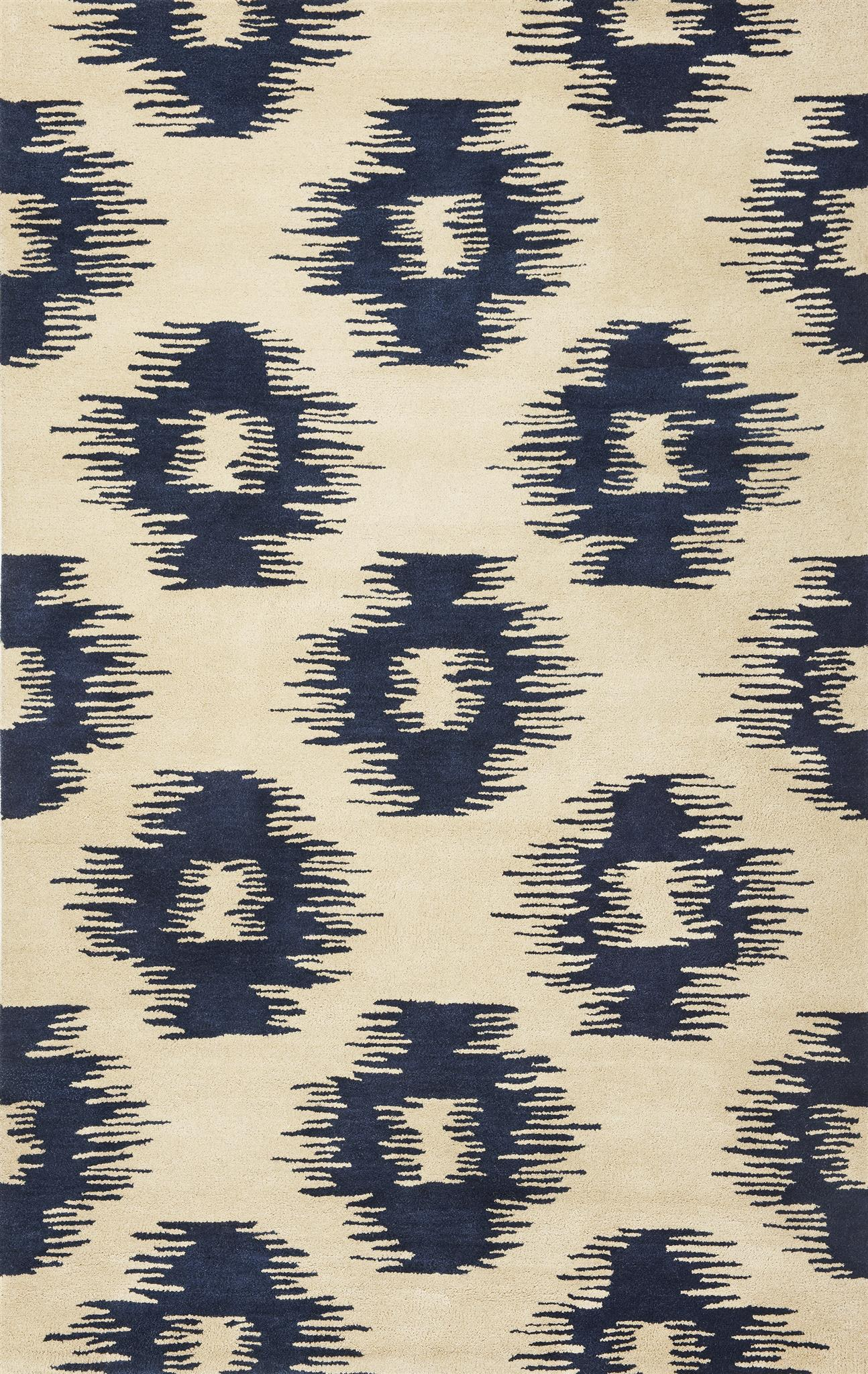 Tapestry 6801 Ivory/Blue Simplicity