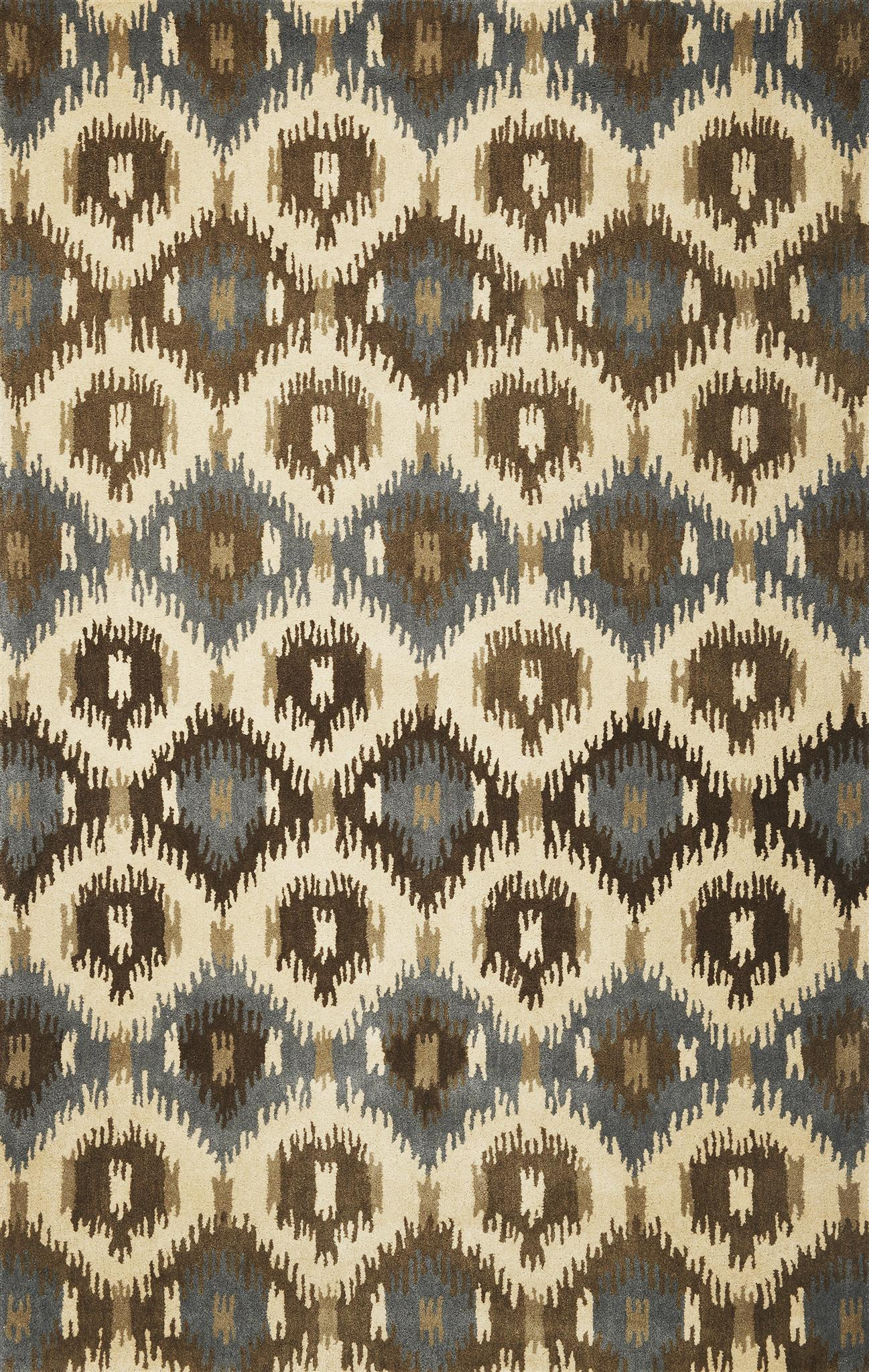 Tapestry 6810 Ivory Allover Mosaic
