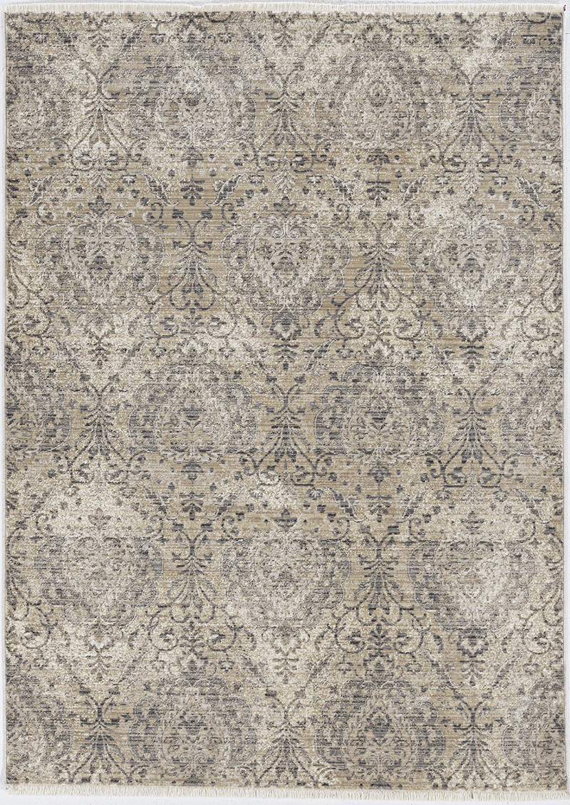 Westerly 7652 Sand/Grey Elegance