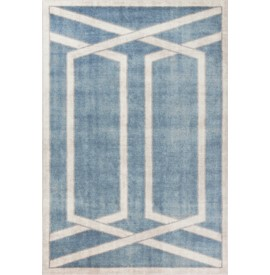 Winston 5817 Teal Directional Border