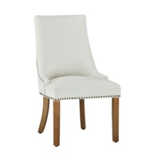 Brooke Side Chair (Washable White)