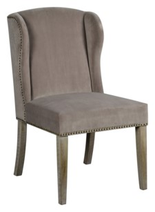 SAVANNAH CHAIR-BELLA COCOA
