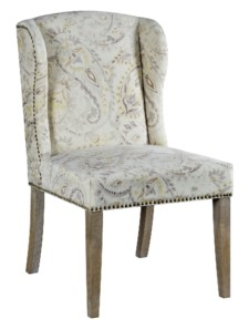SAVANNAH CHAIR-GREY HOUSE