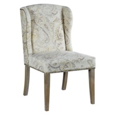 SAVANNAH DINING CHAIR-GREY HOUSE