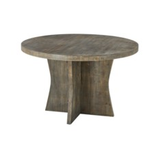 "NATE 48"" ROUND TABLE"