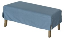 *SHORT BENCH SLIP COVER