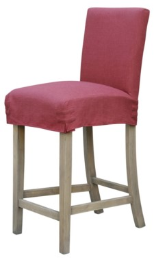*SHORT STOOL SLIP COVER