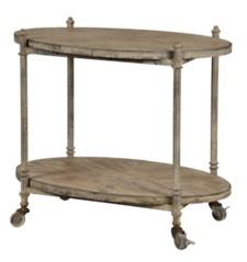 SHERRY BAR CART