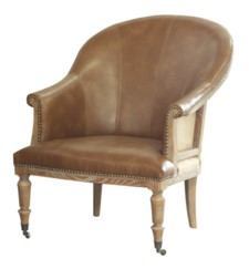 *TAYLOR DECONSTRUCTED TUB CHAIR