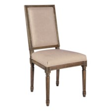 -SQUARE MAXWELL SIDE  CHAIR