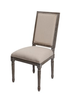 SQUARE MAXWELL SIDE  CHAIR