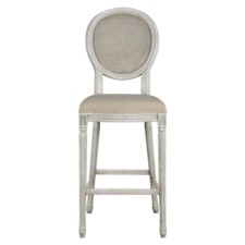 -*MADDOX 30IN MESH BACK STOOL