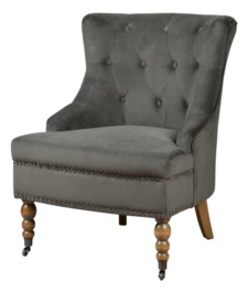 EMORY TUFTED CHAIR
