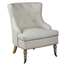 -*EMORY TUFTED CHAIR