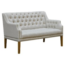 -*REESE TUFTED SETTEE