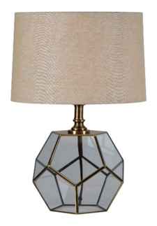 *YATES TABLE LAMP