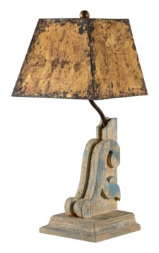 *TEGAN TABLE LAMP