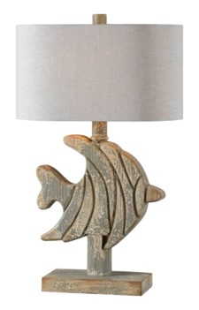 *GILMORE TABLE LAMP