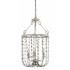 *PERRY 3-LT CHANDELIER