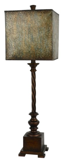 *SCOTT BUFFET LAMP