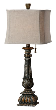 *RALEIGH TABLE LAMP