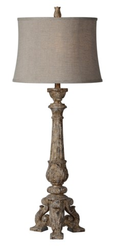 SYLVIA BUFFET LAMP