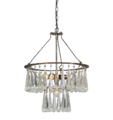 NOTTINGHAM 4-LT CHANDELIER