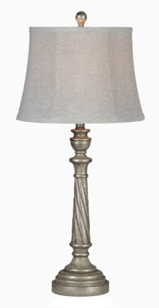 *GRADY BUFFET LAMP