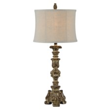 *BENSON TABLE LAMP
