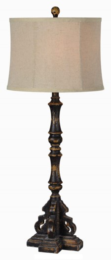BRIDGE BUFFET LAMP