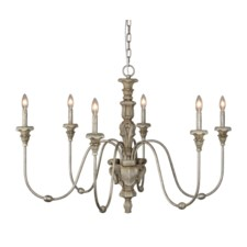 SADDLEBROOK CHANDELIER
