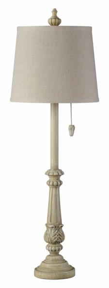 *LIZZIE BUFFET LAMP