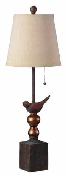 *SUZIE BUFFET LAMP