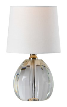 RENEE CRYSTAL LAMP