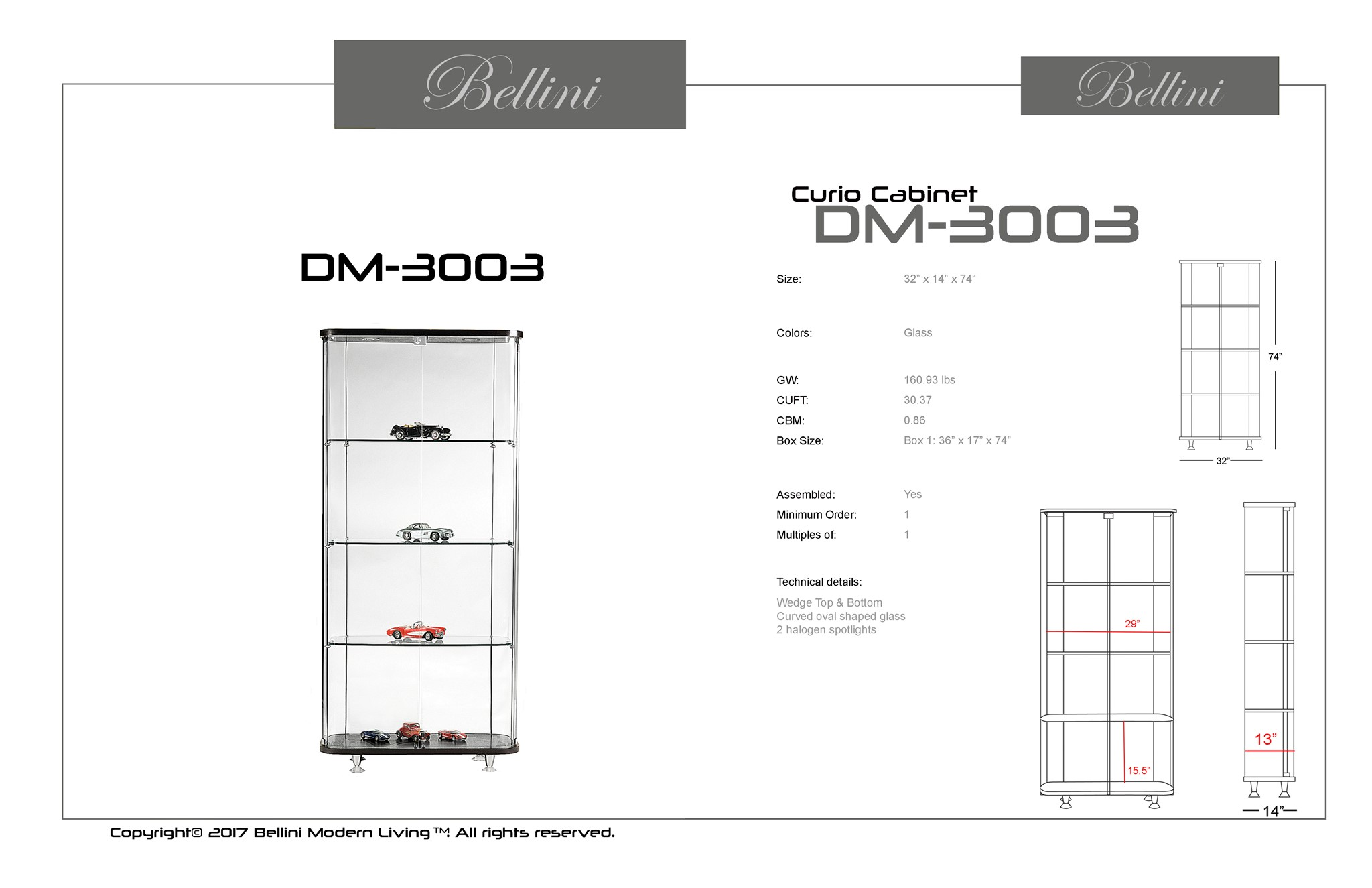 DM-3003
