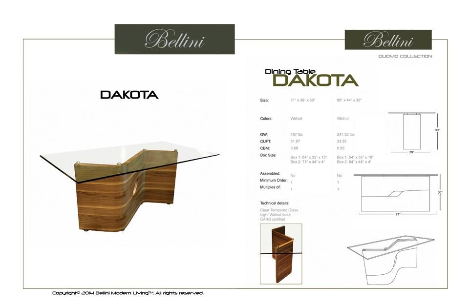 Dakota 80