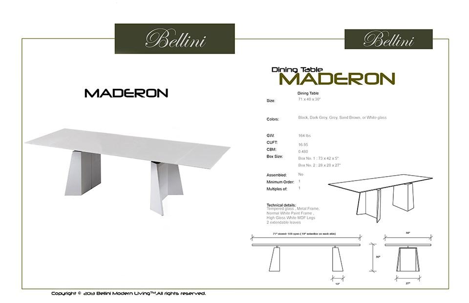 Maderon