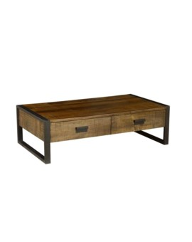 Contempo Coffee Table 2 Drw.