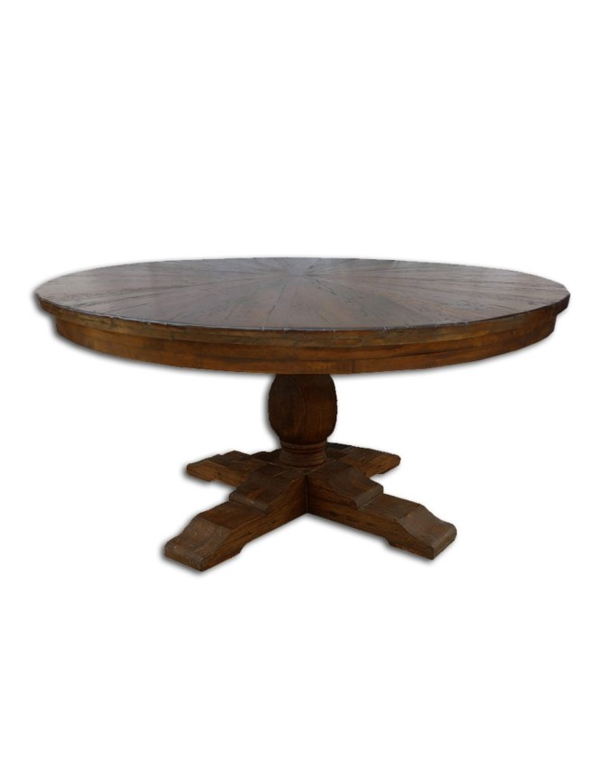 Zamora 60 Round Dining Table
